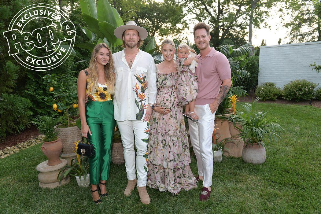 From Milan To Nashville Florida Georgia Line Teams With Dolce Gabbana To Throw High Fashion Country Garden Party Florida Georgia Line Florida Georgia Dolce And Gabbana