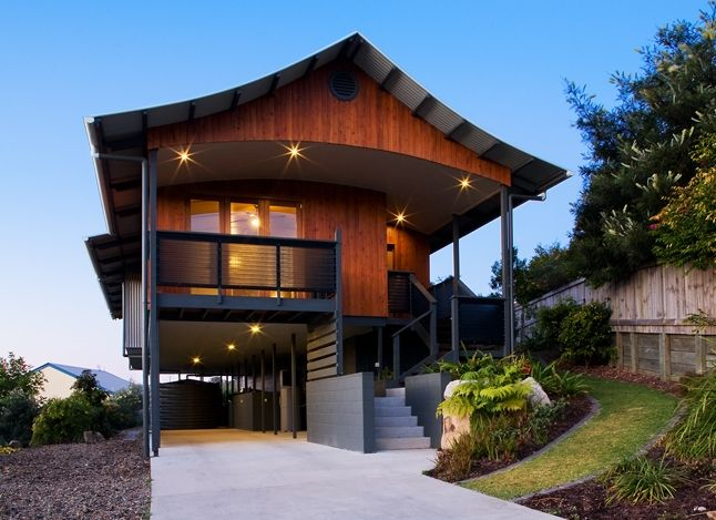 Queensland home designs castle home for Home designs qld