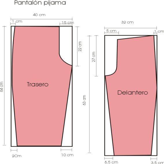 Pin de Yelitza Salas de Rodriguez en costura | Pinterest | Pants ...