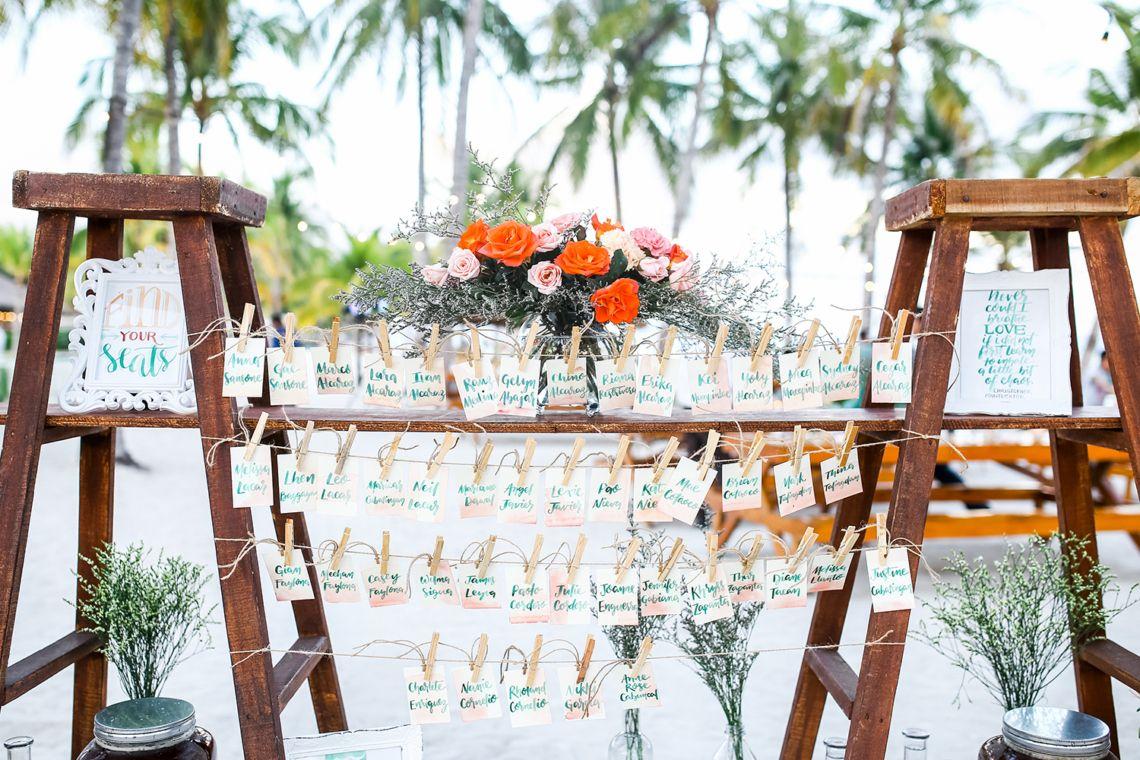 Amazing Beach Wedding in the Philippines   Pinterest   Philippines ...
