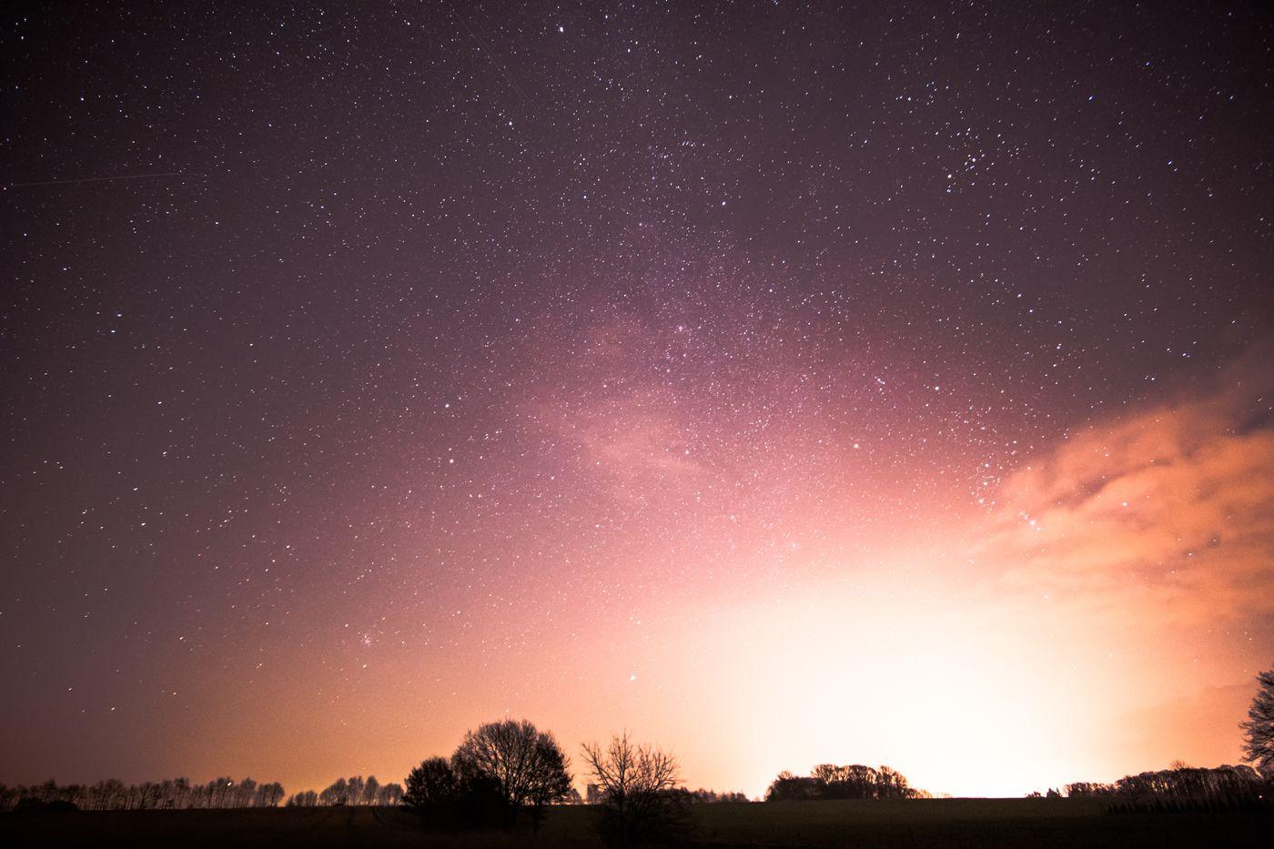 Nachtaufnahmen mit der Samsung NX1