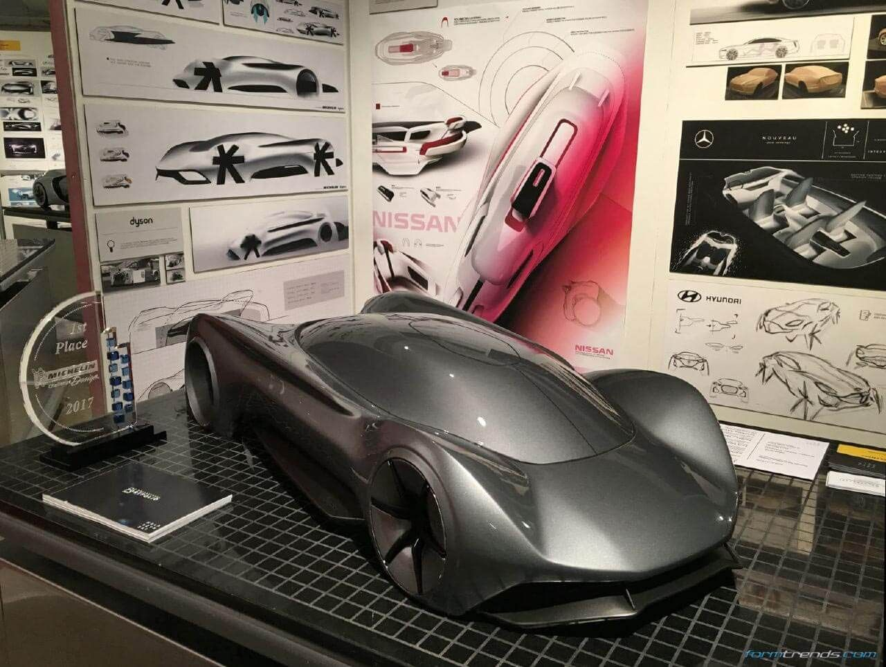 College For Creative Studies 2017 Transportation Design Exhibition Concept Cars Supercars Concept Transportation Design