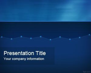 Blue grid powerpoint template ideas for the house pinterest blue statistics powerpoint template is a free blue background for statistics and business projects toneelgroepblik Choice Image
