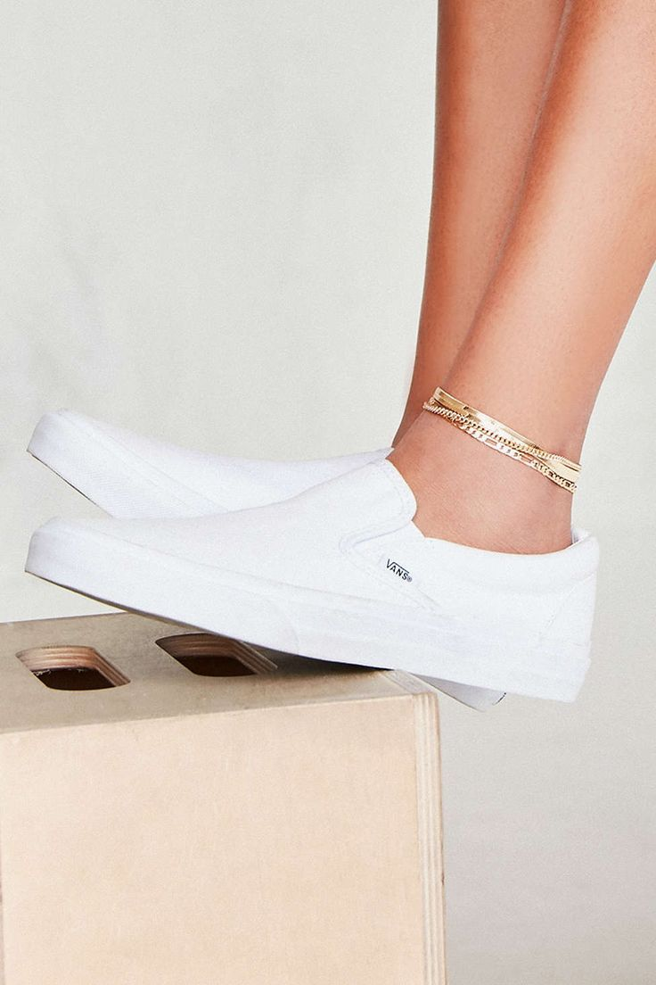 Gold Chain Anklet Set Urban Outfitters Ankle Bracelets