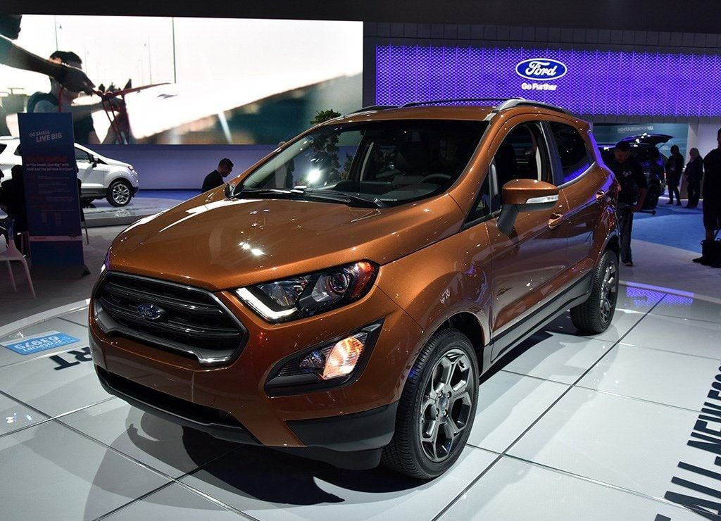 Novo Ford Ecosport 2019 2020 Solidez Ele Enfrentar Preco Consumo
