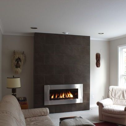 Vancouver Home Gas Fireplace Design Ideas Pictures Remodel And