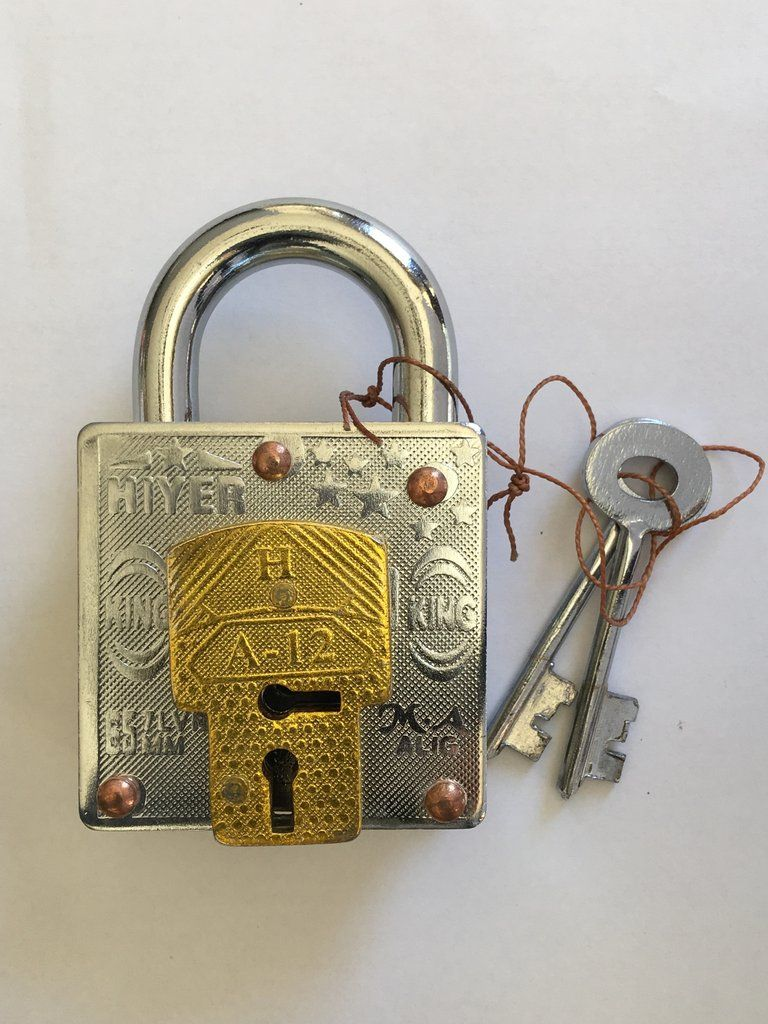 9cefc41e1dc8 Trick Lock - Mystery of the Golden Key in 2019