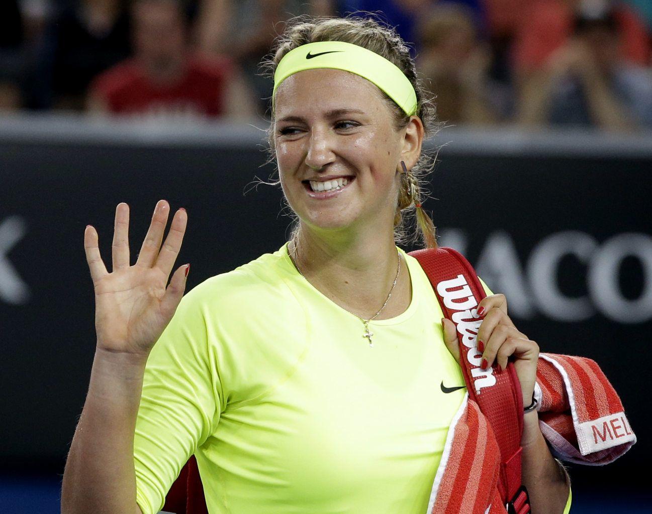 Victoria Azarenka  ;))   Tennis victoria, Victoria