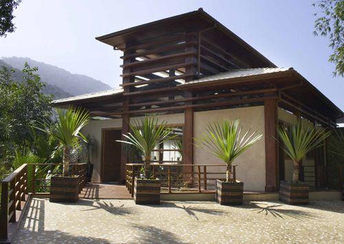 Fachadas e plantas: 9 projetos de bons arquitetos - Casa