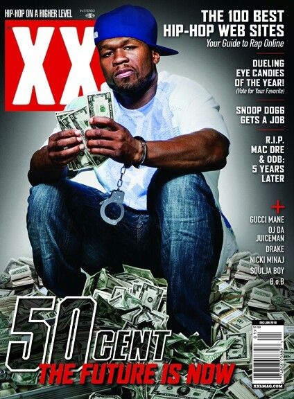 50 Cent Xxl Mag