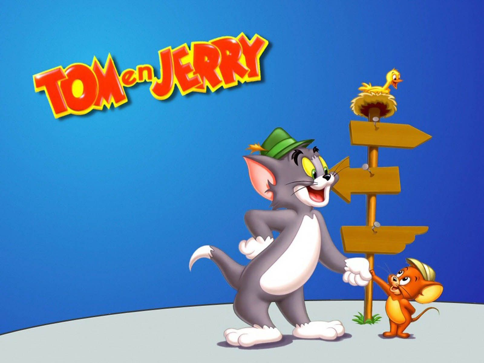 Tom y Jerry Tom and Jerry en ingls son dos personajes animados