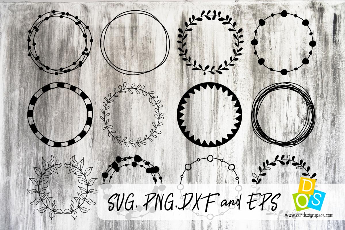 32+ Frame Svg / Png / Dxf / Eps Files SVG