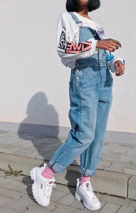 Fifteen 90s Vintage Streetwear Looks To Try RN - S
