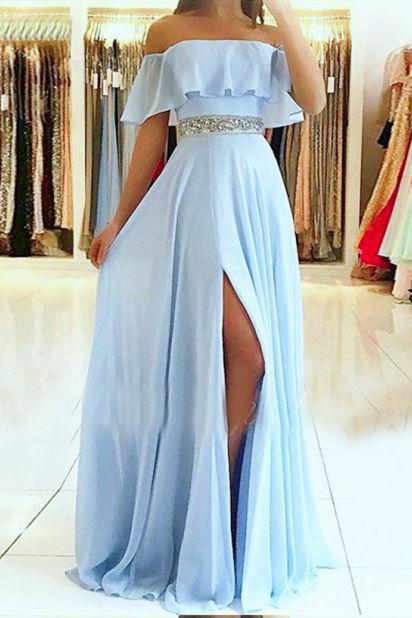 17++ Baby blue flowy dress ideas in 2021