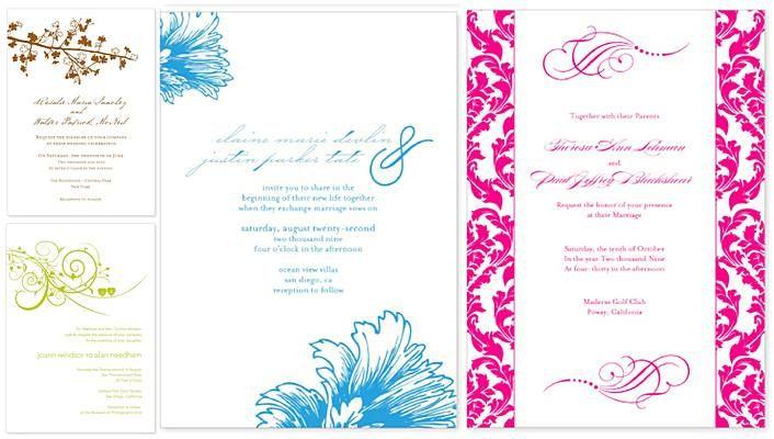 wedding invitation designs weddings are a unique