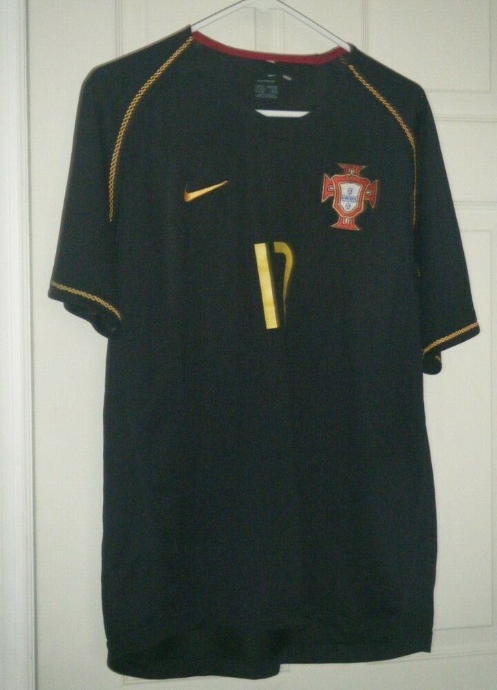6cf6b0fbc20b Portugal National Team Nike Ronaldo CR17 Size XL World Cup Soccer Jersey  Used  Nike  Portugal
