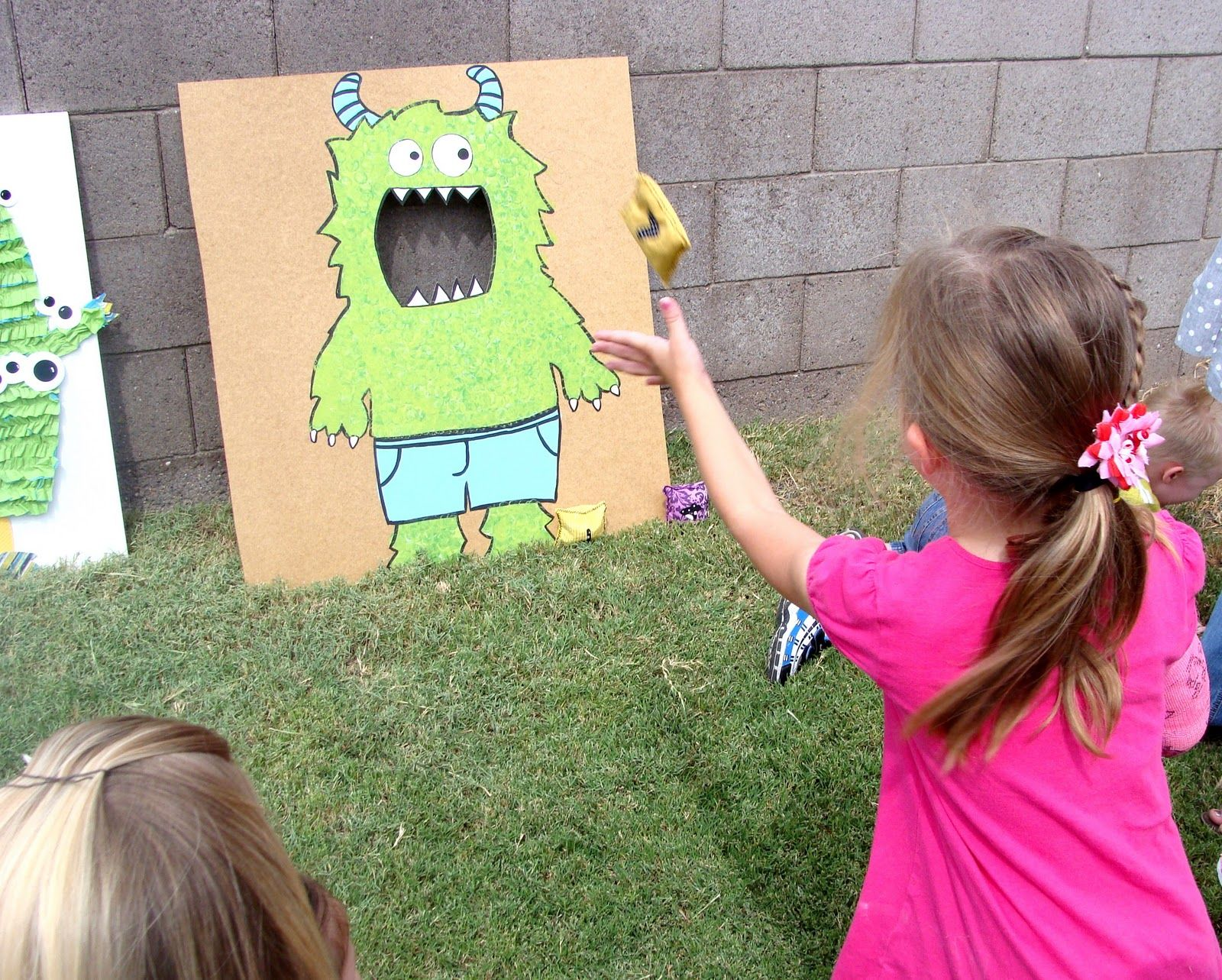 Best 25+ Monster party games ideas on Pinterest | Monster ...