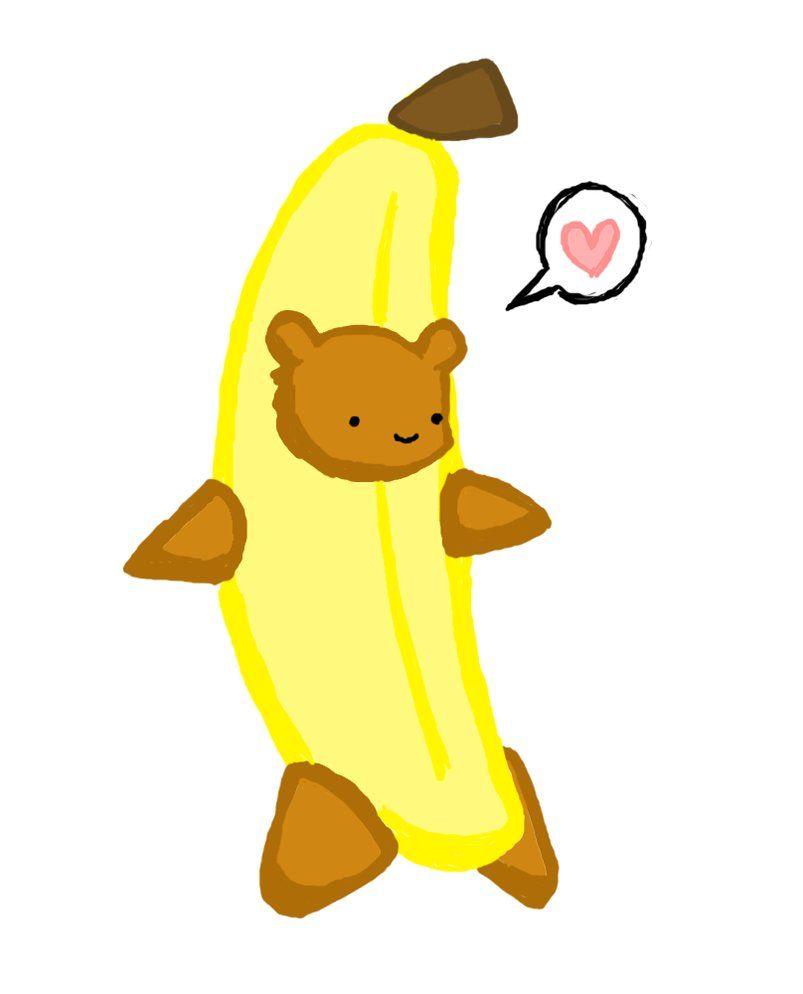 banana bear c jen request by mushiboo on deviantart stuff i