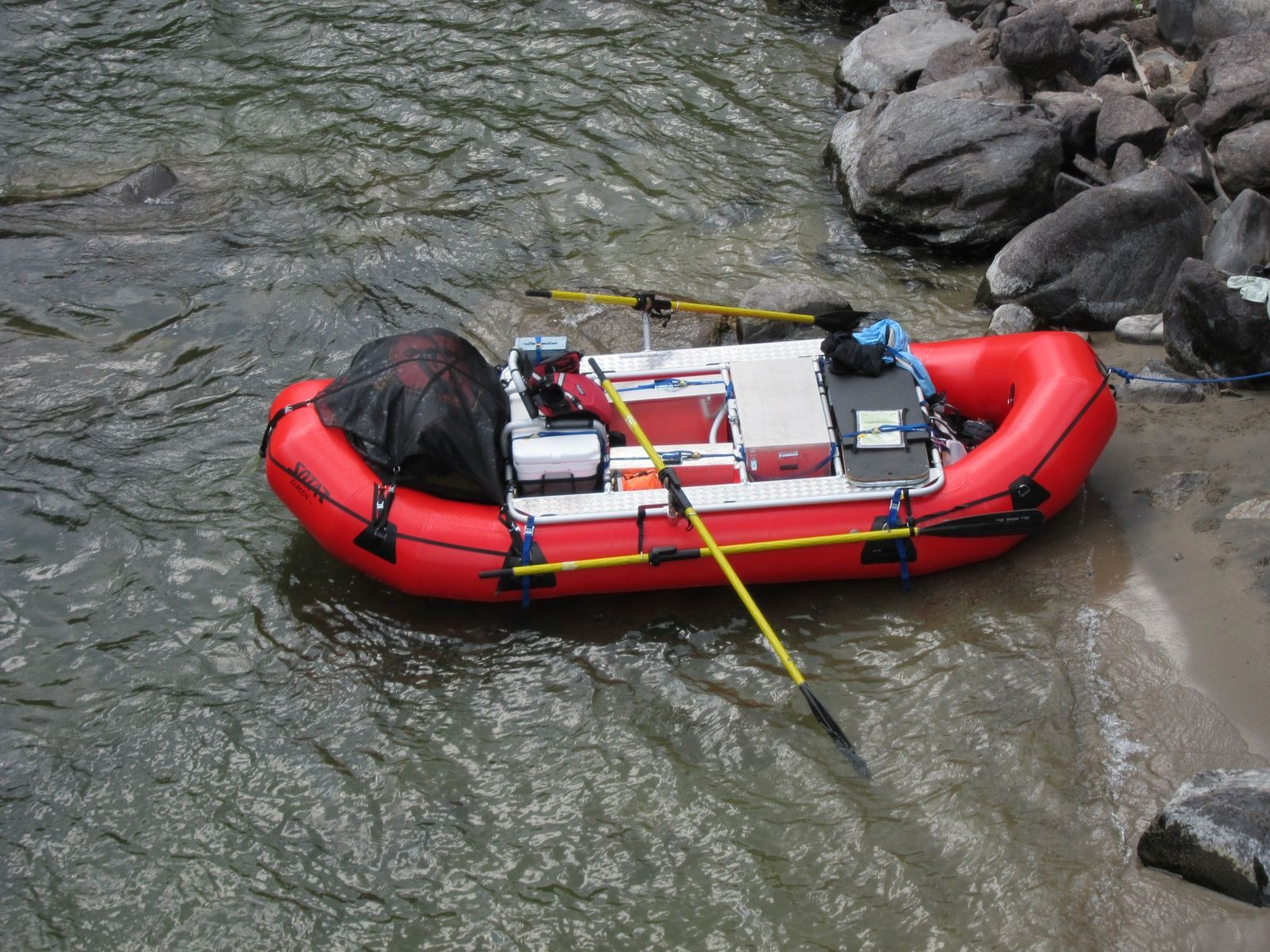 Img 0519 Jpg 1600 X 1200 41 Fly Fishing Boats Whitewater Kayaking Raft Boat