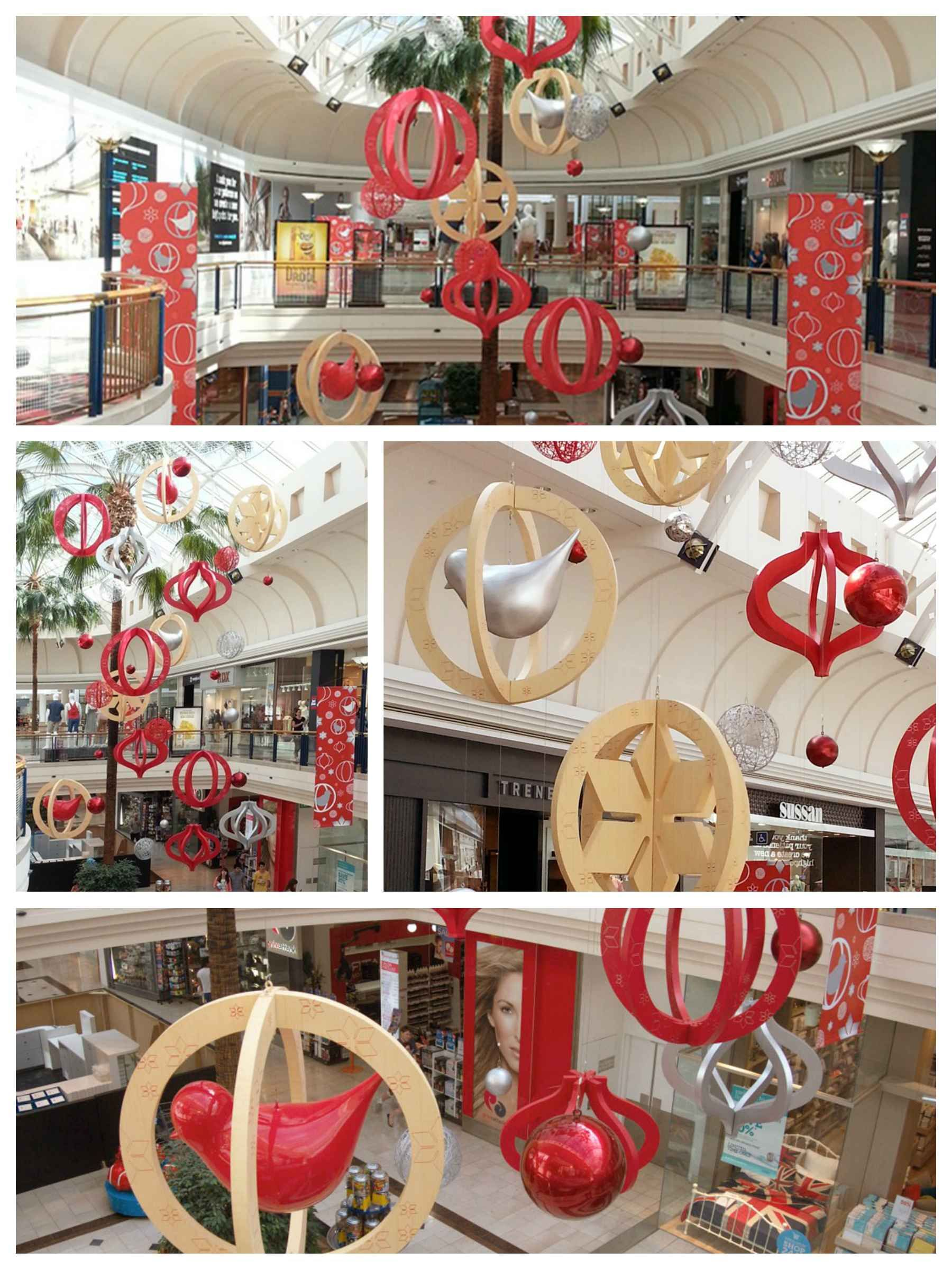 Highpoint shopping centre christmas venue decoration for International decor outlet regency square mall