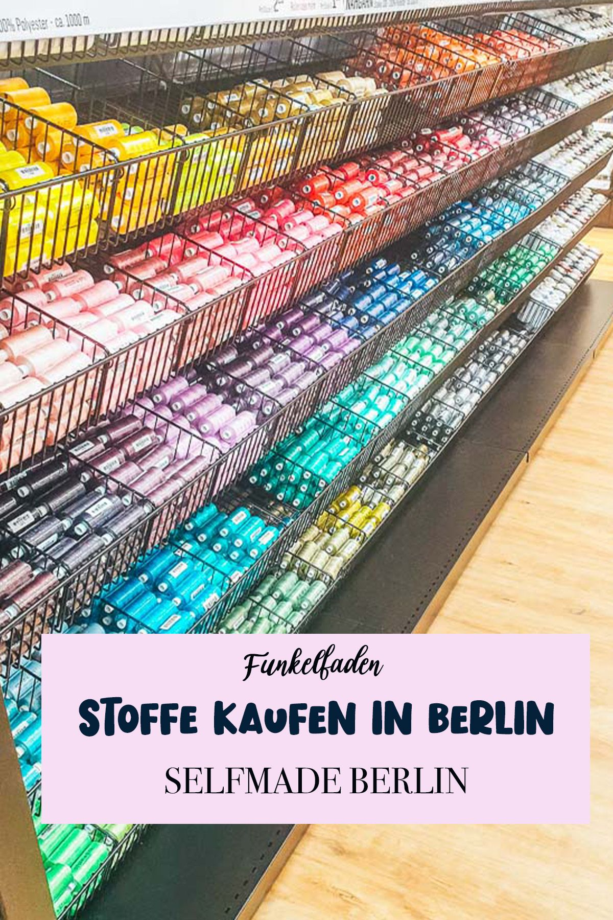 Stoffladen Berlin Neueroffnung Selfmade Berlin Tempelhof In 2020 Stoffladen Berlin Stoff Und Stil Stoffladen