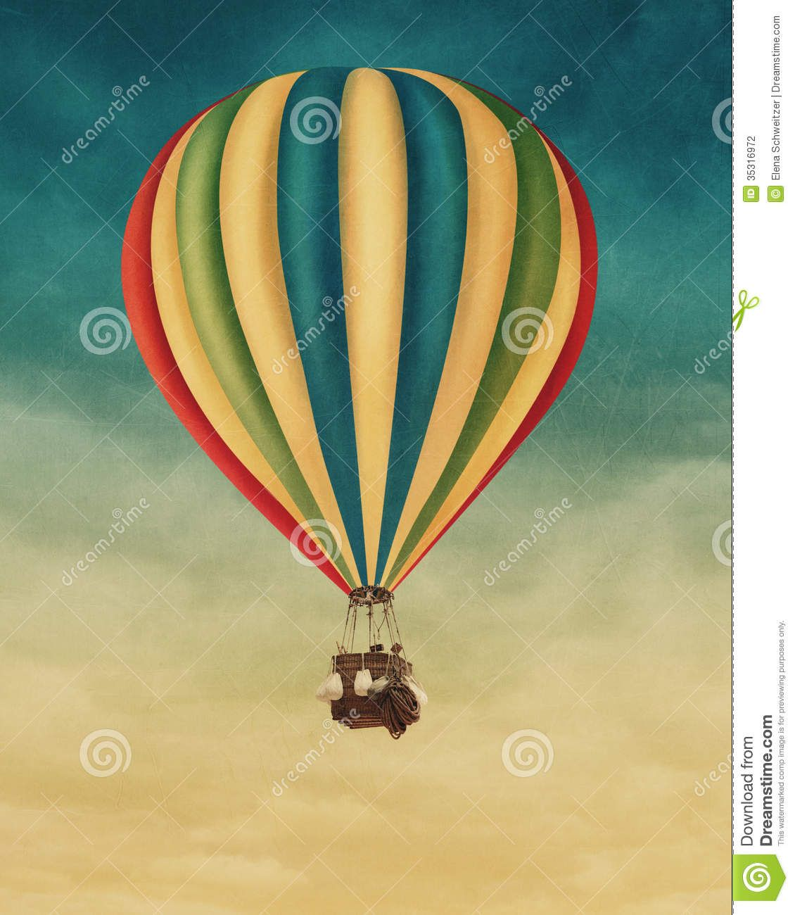 13 Best Photos of Vintage Hot Air Balloon Wallpaper - Hot ...