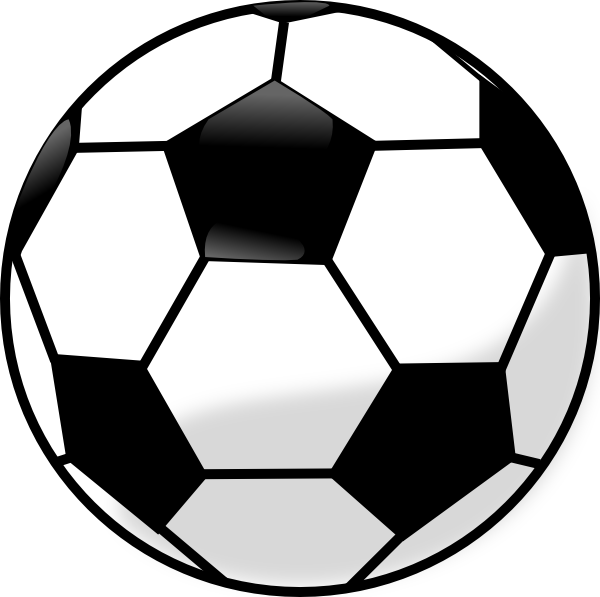 Soccer Ball Coloring Pages Printable