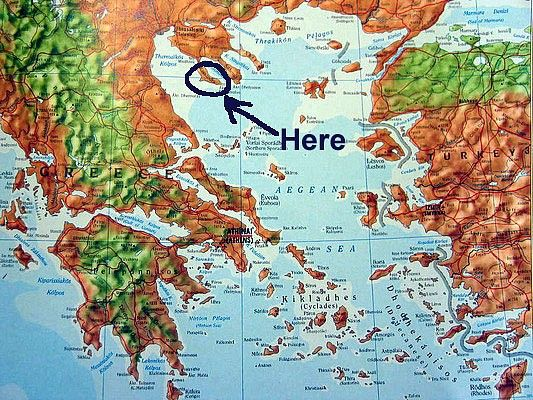 Thessaloniki Macedonia Greece Macedonia Ancient Macedon