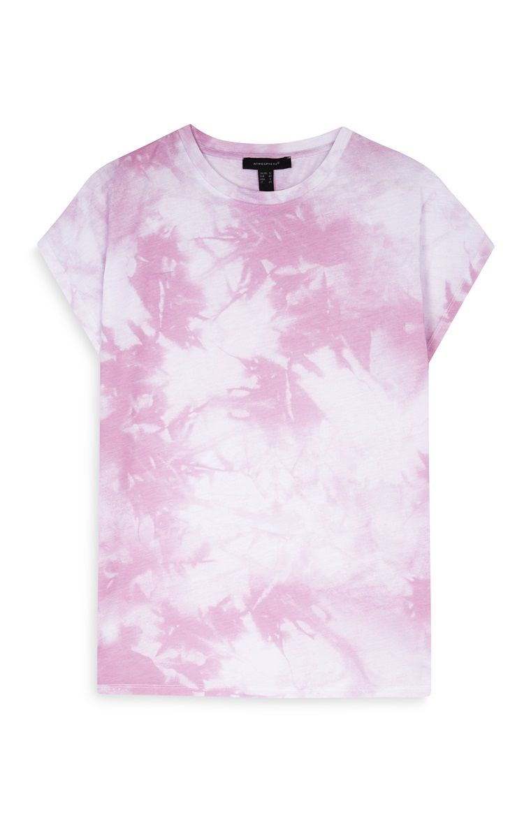 79de36fdd004c Primark - Pink Tie Dye T-Shirt | Clothing Items And Looks in 2019 ...