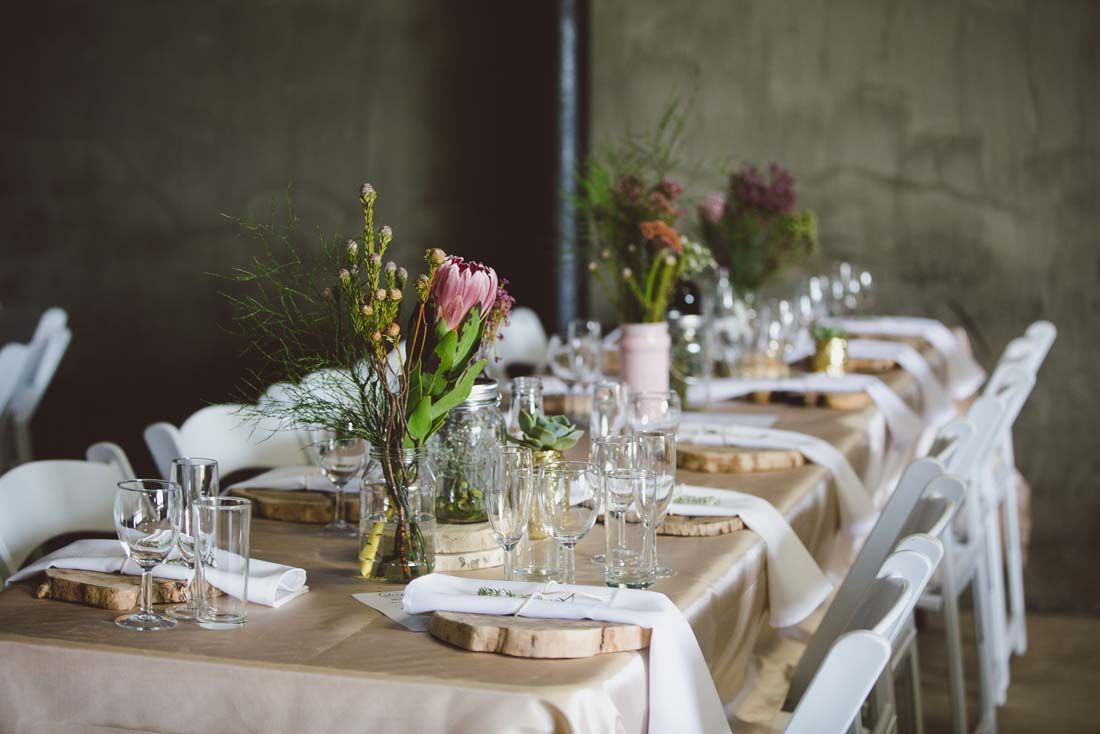 How To Style A Barn Wedding Venue