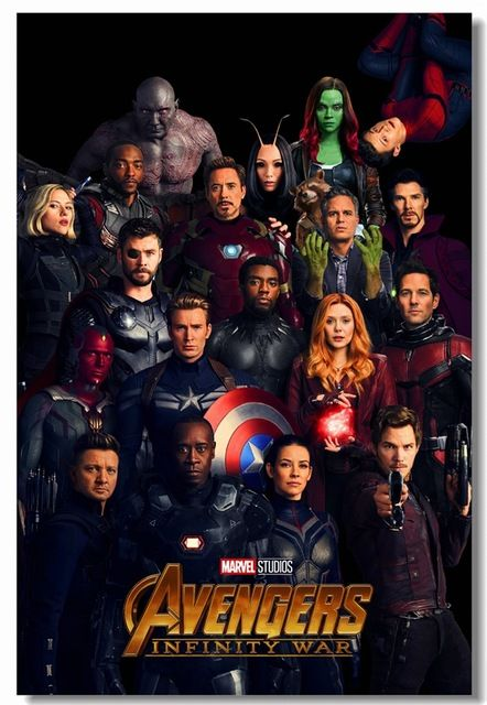 Avengers: Infinity War (2018)  Review,  Movies,  Blog,  Films,  Critic