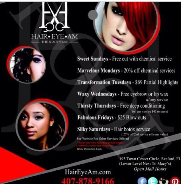 Prom hair and makeup services near me