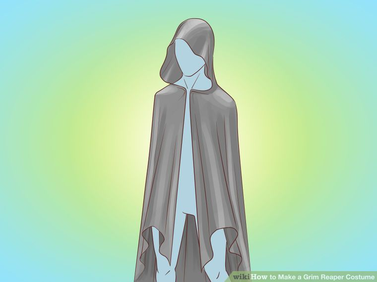 How to Make a Grim Reaper Costume#costume #grim #reaper