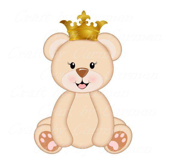 Princess teddy bear, prince teddy bear,crown, sweet Teddy bear ...