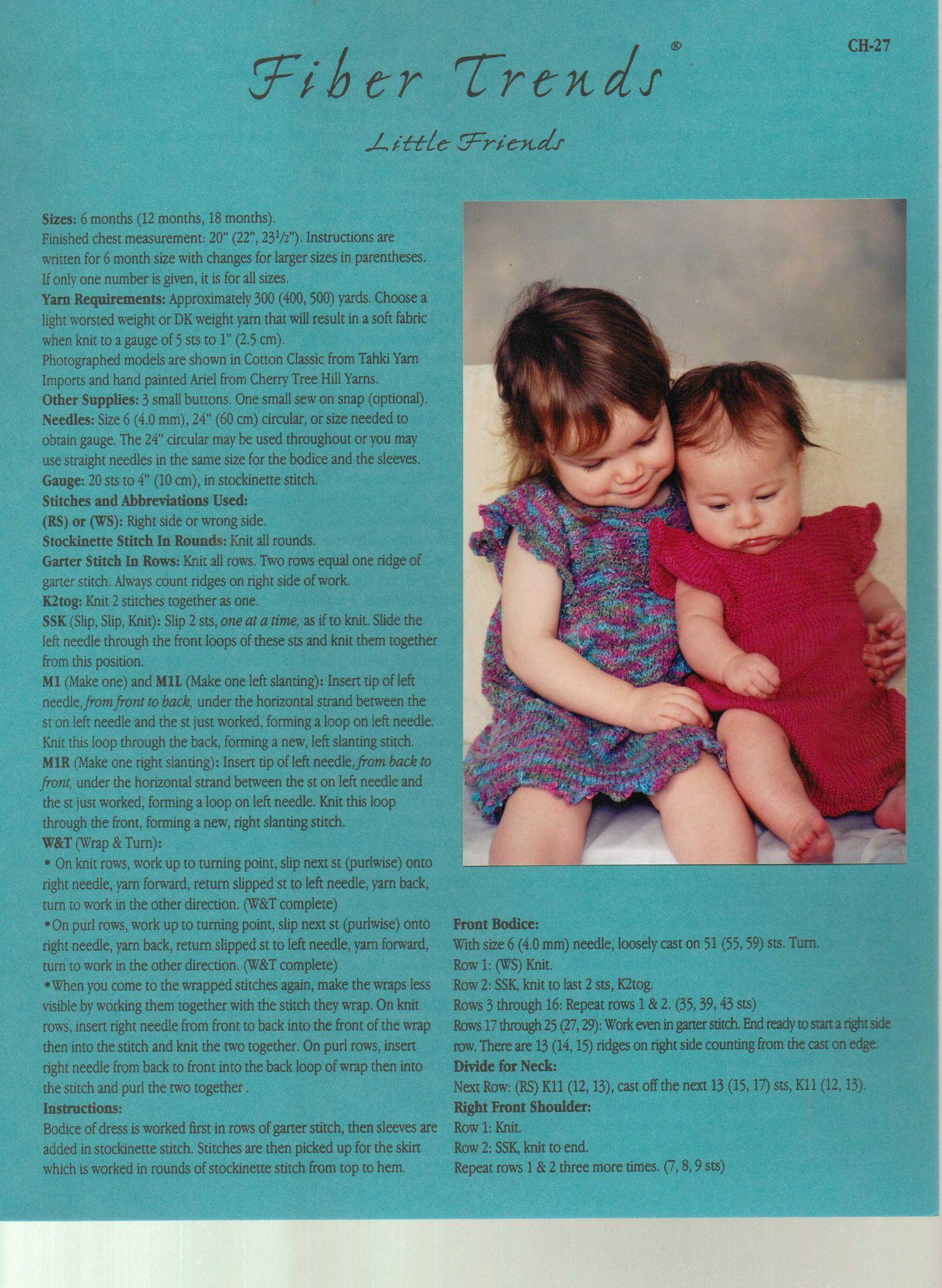Fiber trends knitting pattern little friends knitting patterns and fiber trends knitting pattern little friends dt1010fo