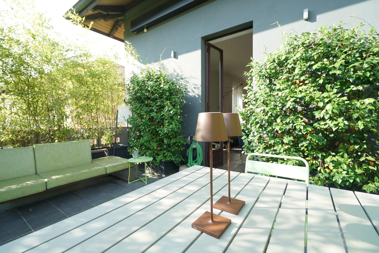 Terrazza Romantica Terrazzo Terrazza Verde Design
