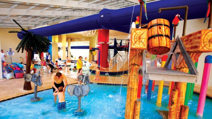 Dunes Village Resort In Myrtle Beach Has An Indoor Water Park Complex Diamondresorts Tmom