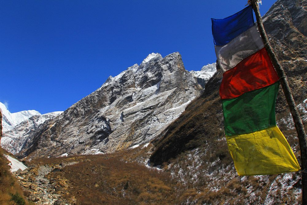 annapurna base camp trek deurali