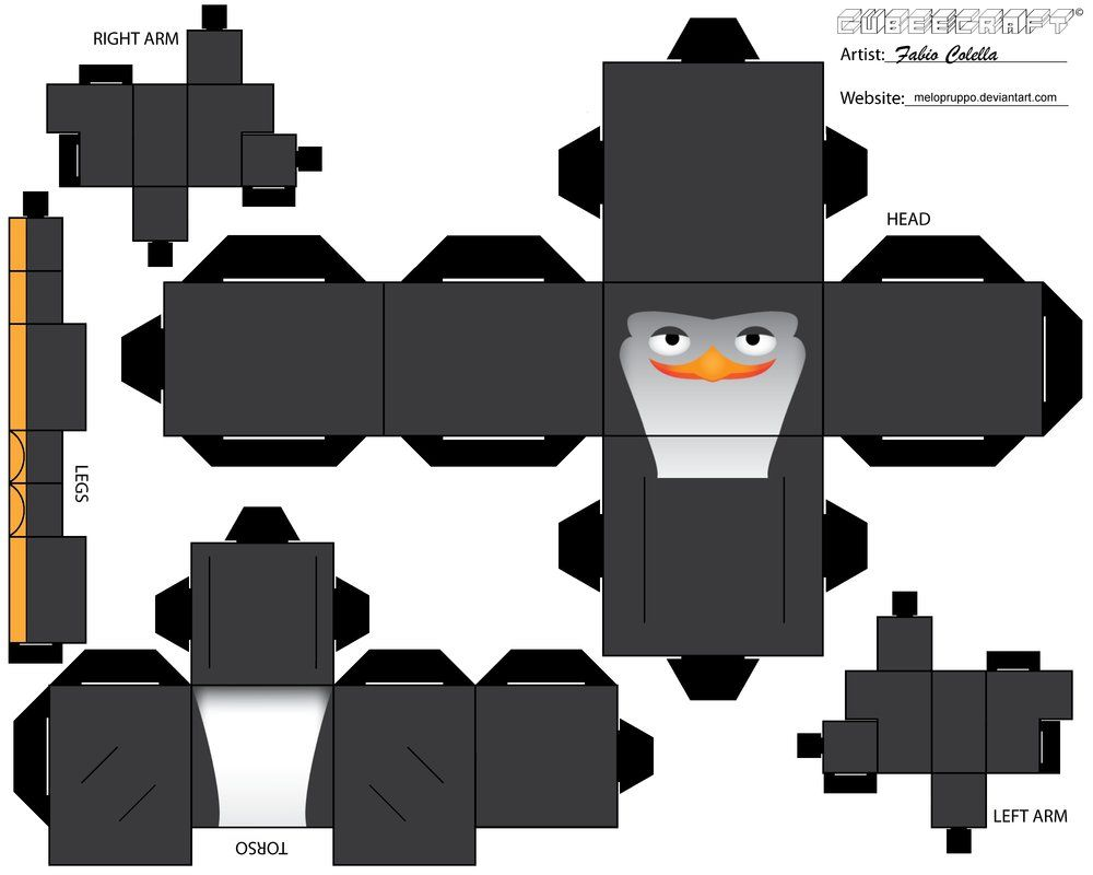 Pin by Rosana Ortiz on Cubee craft/Paper Toy Template   Pinterest ...