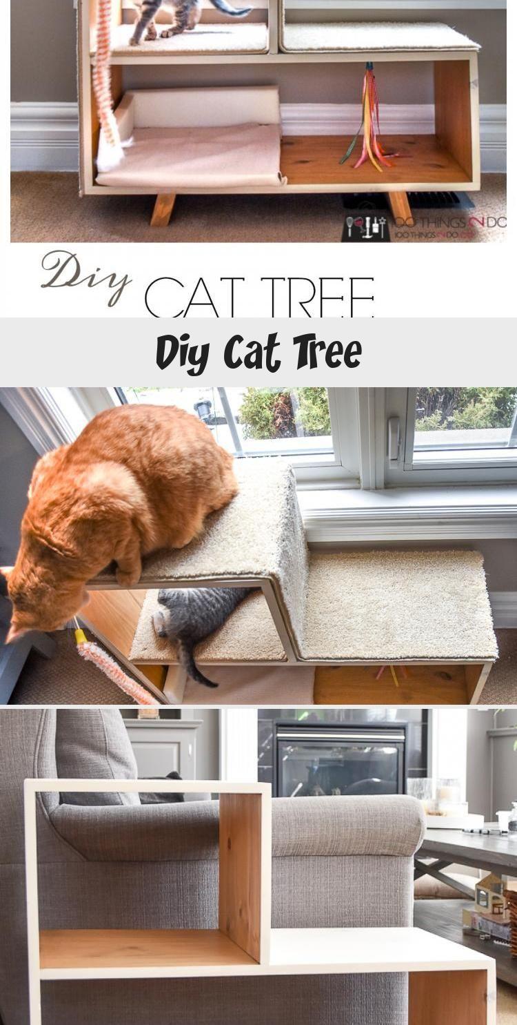 My Blog En Blog In 2020 Diy Cat Tree Cat Playground Cat Diy