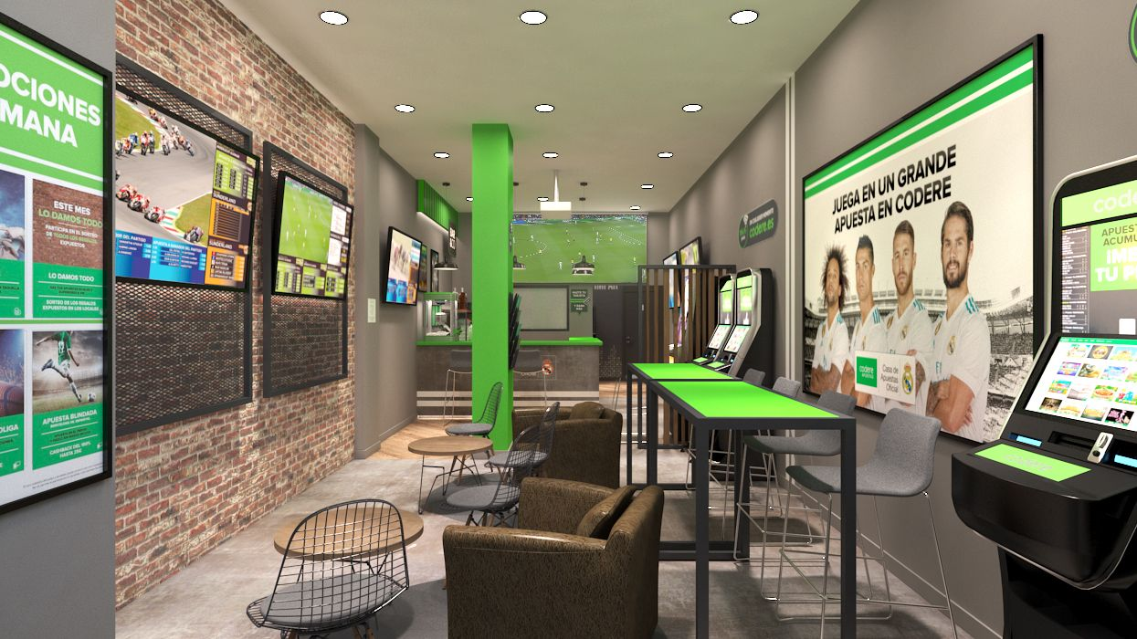 Betting shop interior packers bears betting previews