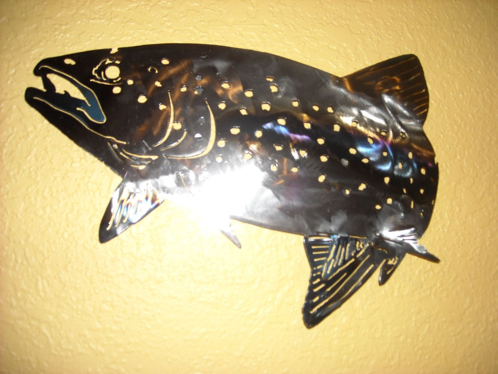 Rainbow Trout Wall Art | Products I Love | Pinterest | Trout ...