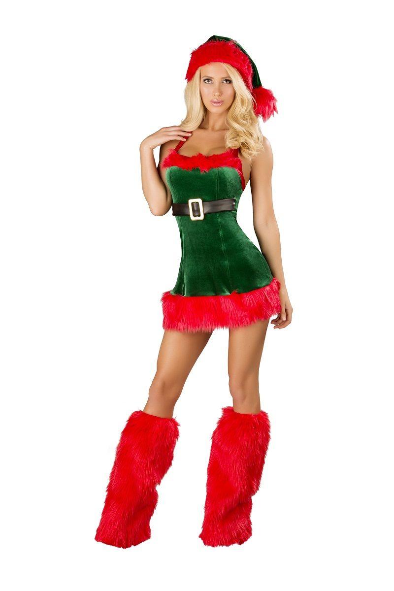 //.thecostumeland.com/40-womens-costumes/42-womens-christmas- costumes/40998-santas-envy-women-christmas-costume.htm  sc 1 st  Pinterest & http://www.thecostumeland.com/40-womens-costumes/42-womens-christmas ...