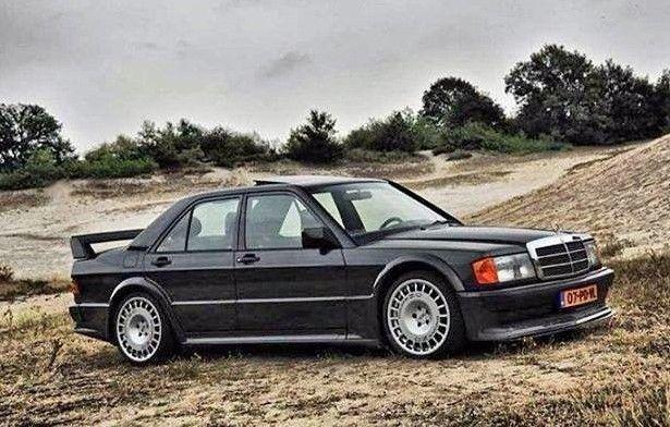 Mercedes 190e 16v evo