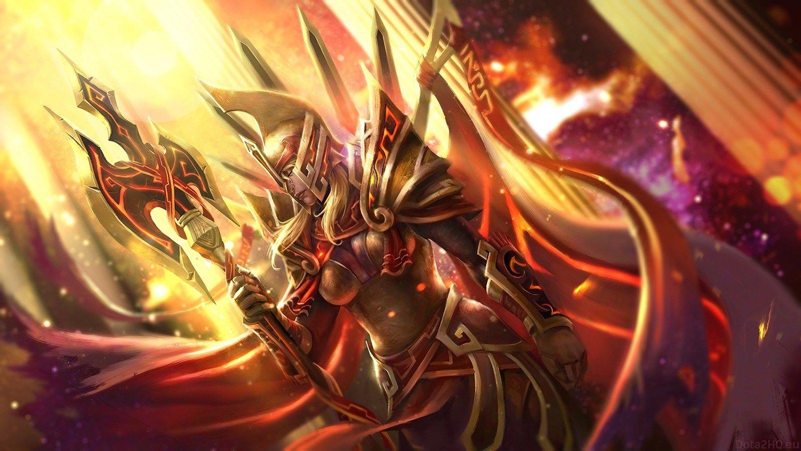Dota 2 Legion Commander Arcana Wallpaper Free Arcanum Dota 2 Legion