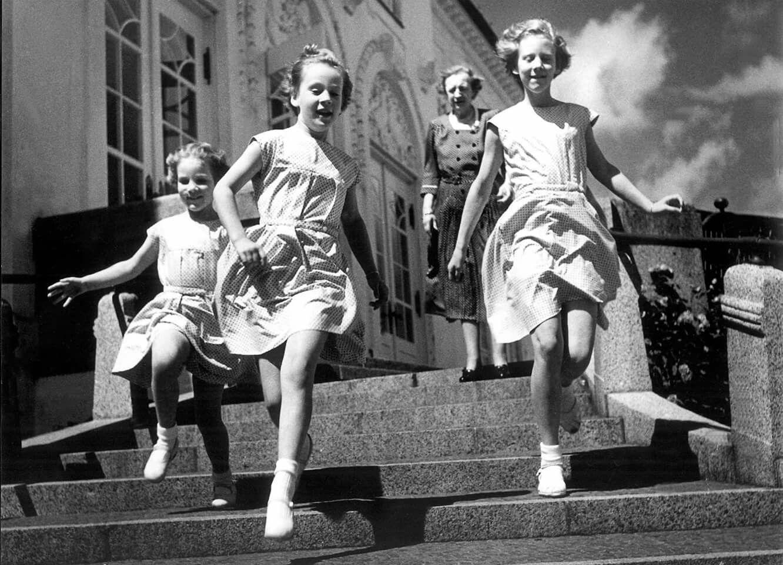 1952 Fra i har Regentparret residens på