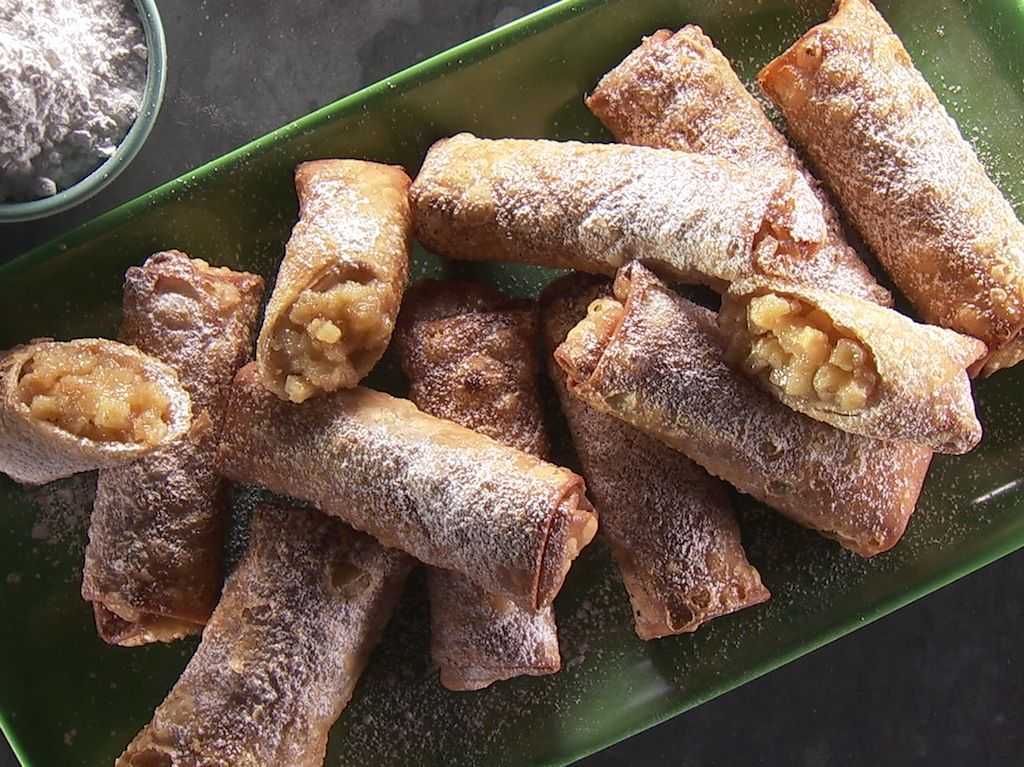 Apple pie egg roll recipe apple pie pie and egg forumfinder Image collections