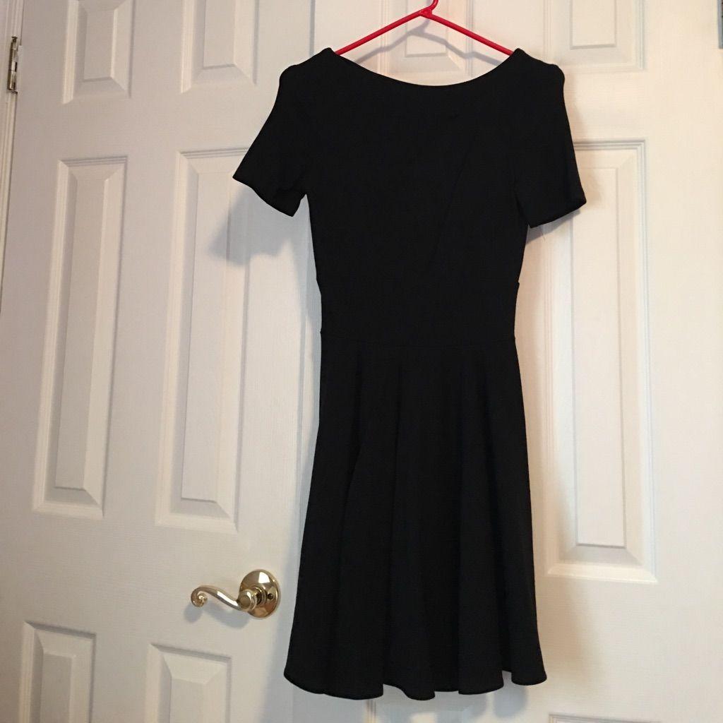 Black skater dress products
