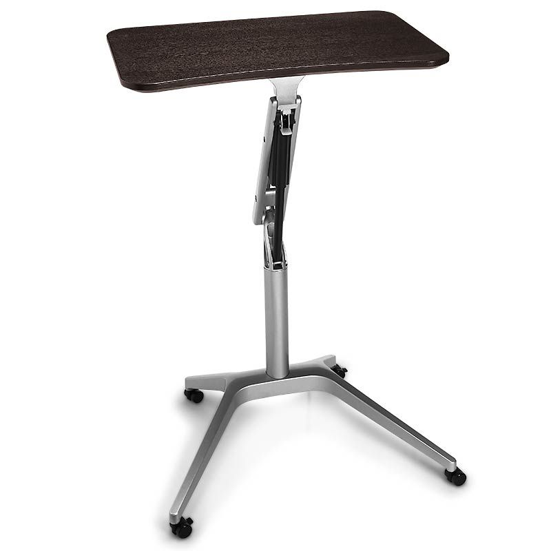 Sit To Stand Rolling Workstation   Levenger®... Yes Please!