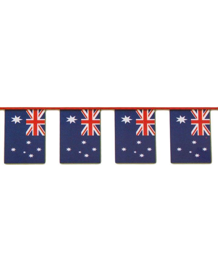 australian flag banner